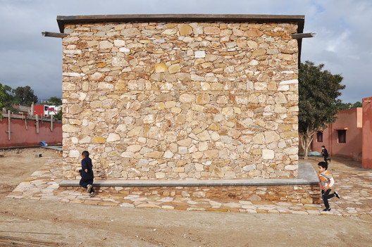 EXT8_credits_Tommaso_Bisogno Preschool of Aït Ahmed / BC architects & studies + Tommaso Bisogno Architecture