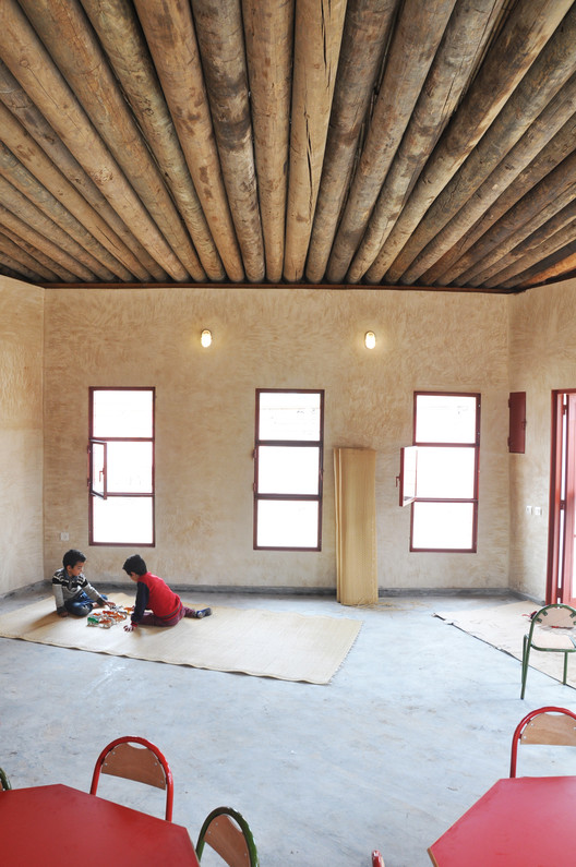 INT3_credits_Tommaso_Bisogno Preschool of Aït Ahmed / BC architects & studies + Tommaso Bisogno Architecture