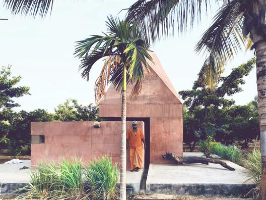 -_Featured_Image Tejorling Radiance Temple / Karan Darda Architects Architecture