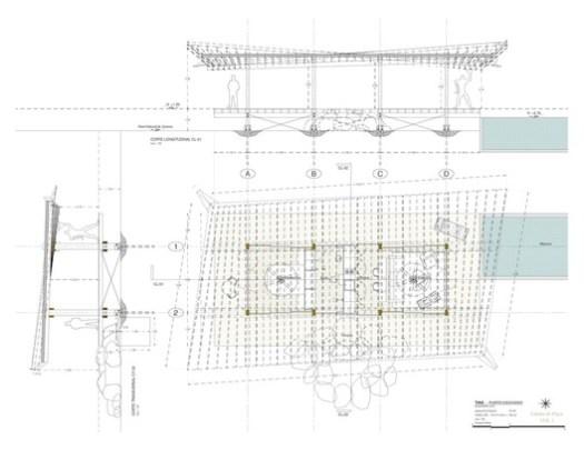 Floor Plan - Section