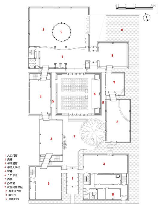 1F Floor Plan