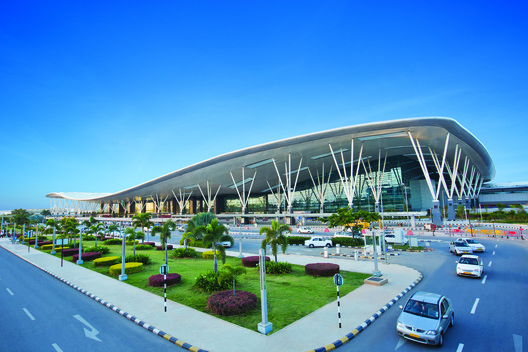 IMG_8239_Fin_BIAL_Credit Kempegowda International Airport / HOK Architecture