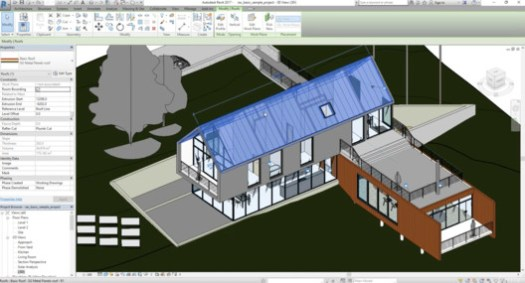 via Revit 2018 Architectural Course For Beginner With Project / Udemy.com
