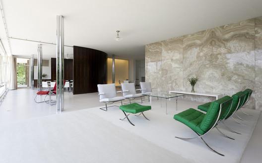 Villa Tugendhat / Mies van der Rohe. © Alexandra Timpau