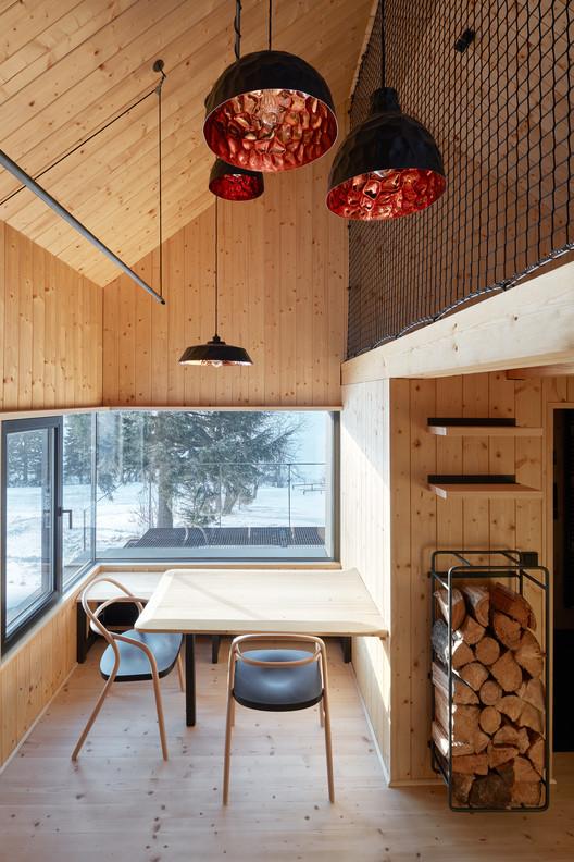 ADR_Bouda_Cerna_Voda_28 Černá Voda Mountain Lodge / ADR s.r.o. Architecture
