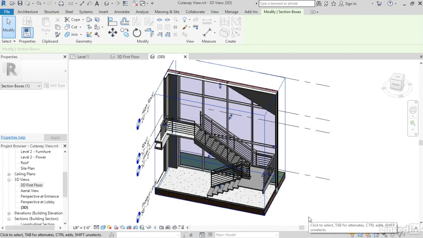 online revit courses for beginners and experts [ 1432 x 808 Pixel ]