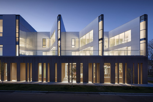 Exterior_0414 Jason Street Multifamily / Meridian 105 Architecture Architecture