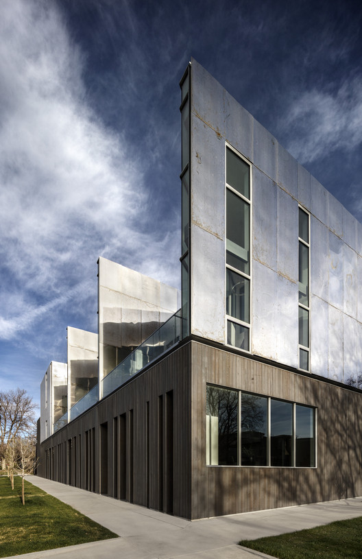 Exterior_9802 Jason Street Multifamily / Meridian 105 Architecture Architecture