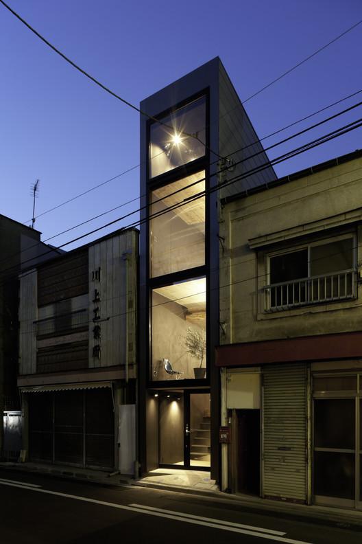 018_okanotei 1.8M Width House / YUUA Architects & Associates Architecture