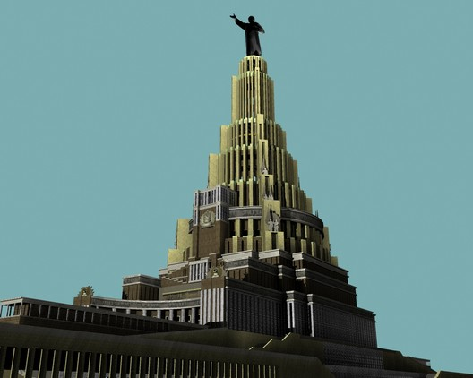 Ilya_Ilusenko_-_Own_work_public_domain History's Most Notorious Unfinished Buildings Architecture