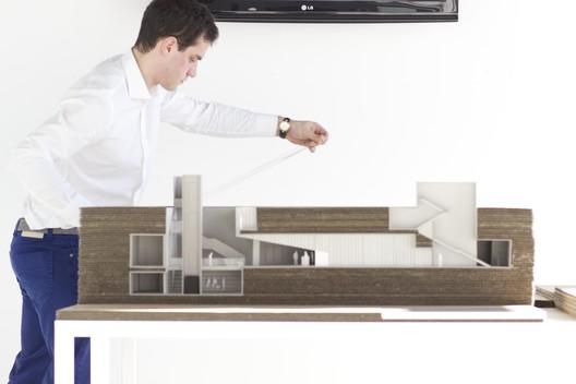 maquette_10 Music Center Theater Teca / Dapstudio / elena sacco – paolo danelli Architecture