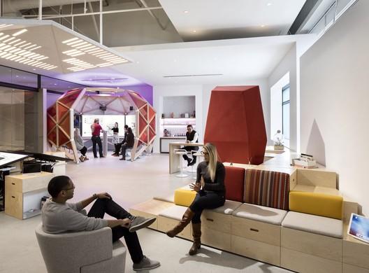 O_A_MicrosoftEC_3P Microsoft Envisioning Center / Studio O+A Architecture