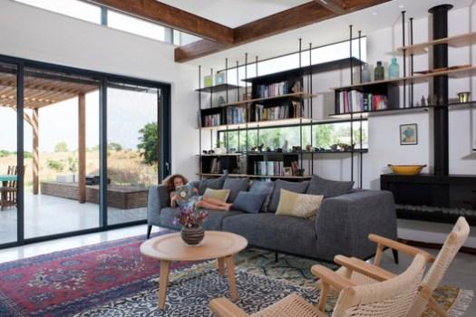 Kobiler House / Architextit-Einat Erez-Kobiler. Image © Hagar Doppelt