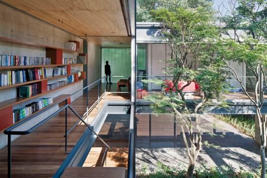 Casa Bacopari / Una Arquitetos. Image © Leonardo Finotti