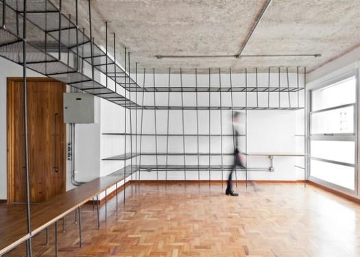 Apartamento Pamplona / Zoom Urbanismo Arquitetura e Design. Image © Maíra Acayaba