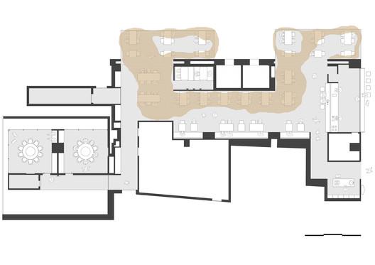 10%E5%B9%B3%E9%9D%A2%E5%9B%BE_LAYOUT_PLAN Chuan's Kitchen / INFINITY NIDE Architecture