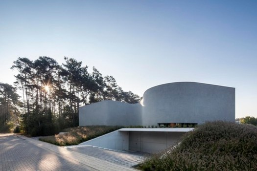 VILLA MQ / Office O architects. Image © Filip Dujardin