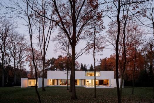 DM Residence / CUBYC architects bvba. Image © Thomas Debruyne