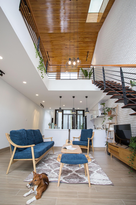 Gallery Of Minimalist House 85 Design 6