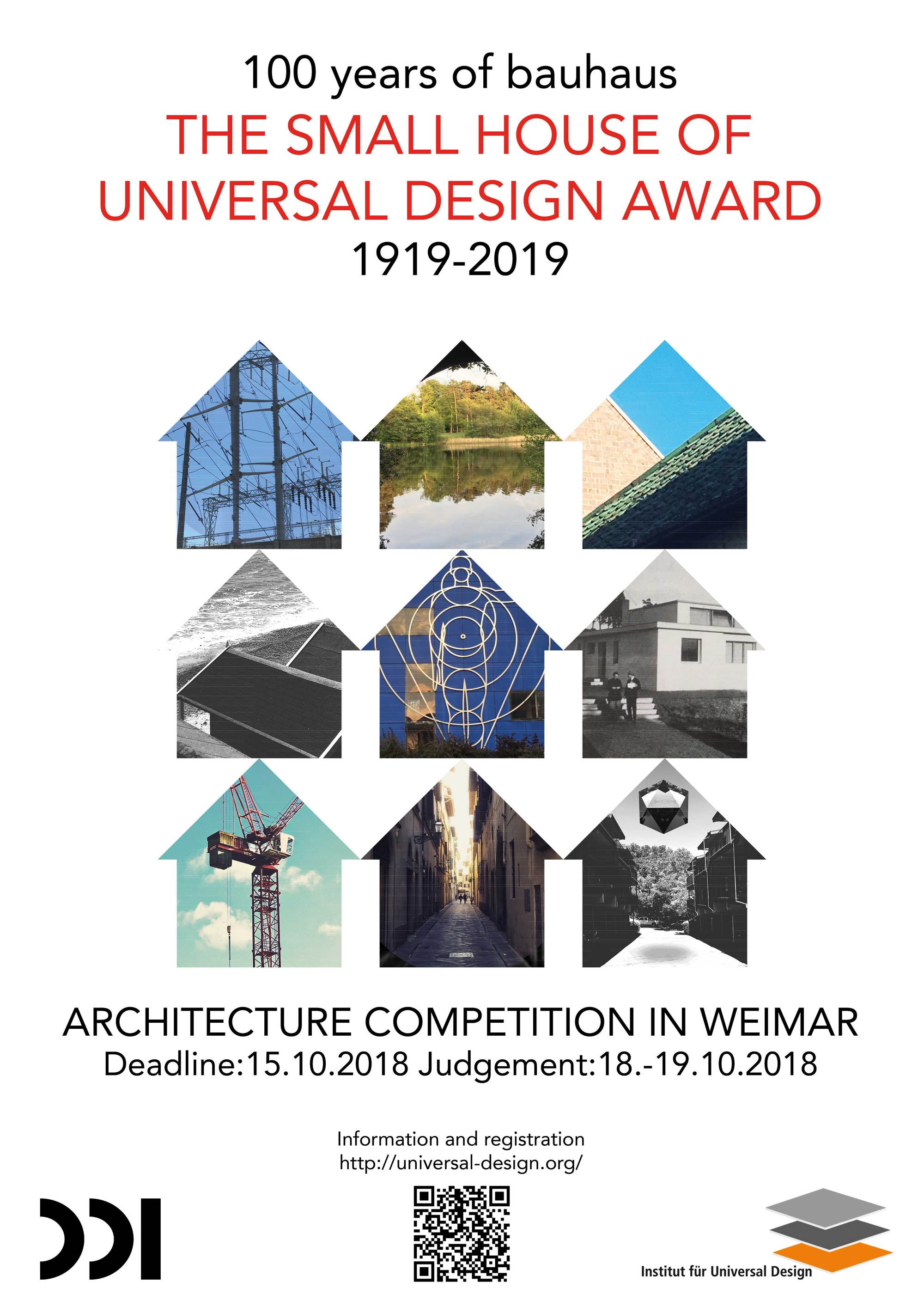 The Small House Of Universal Design Award Archdaily