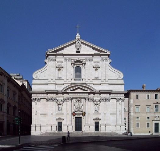 Church of Gesù, Rome. © Alessio Damato, via Wikimedia. License CC BY-SA 3.0