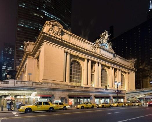 Grand Central Terminal, New York. © Eric Baetscher, via Wikimedia. License CC BY-SA 3.0