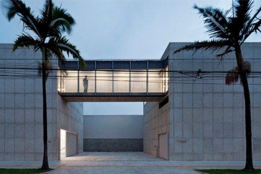 Galeria Leme / METRO Arquitetos + Paulo Mendes da Rocha. Image © Leonardo Finotti