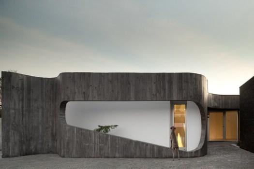 Casa Xieira II / A2 + Arquitectos. Image © Fernando Guerra | FG+SG