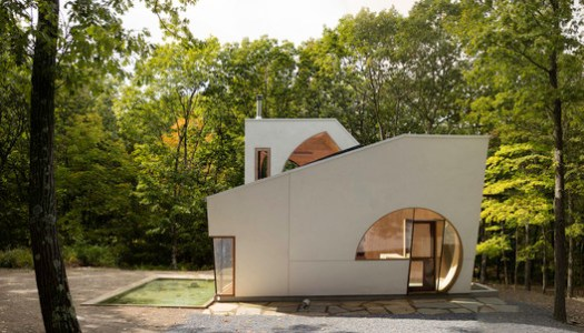 Ex of In House / Steven Holl Architects. Image © Paul Warchol