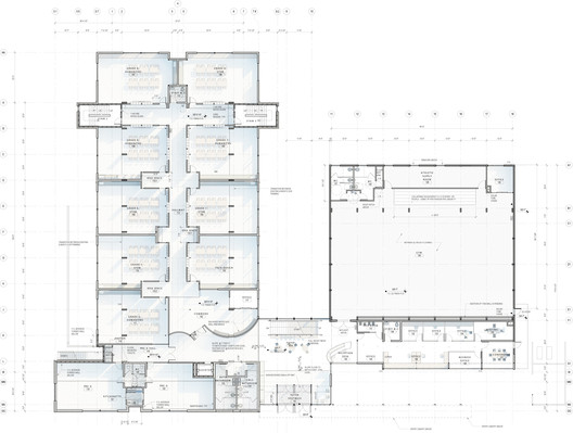 Westside School / SKL Architects