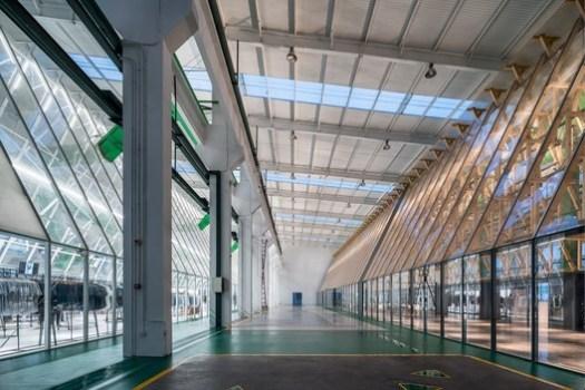 """""""Platform"""" space. Image © Shengliang Su, Qingshan Wu"""