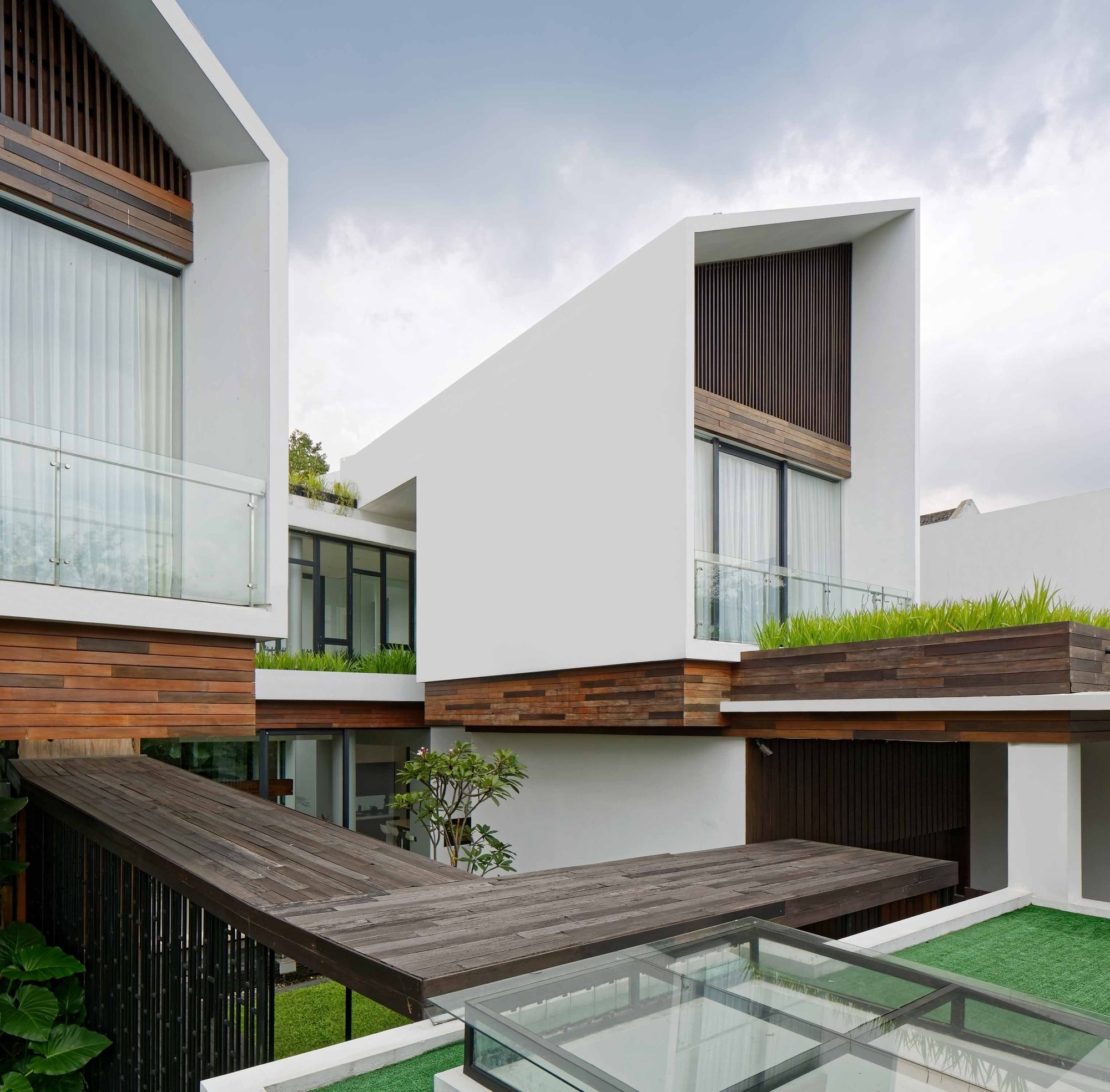 Long House Tws & Partners Archdaily