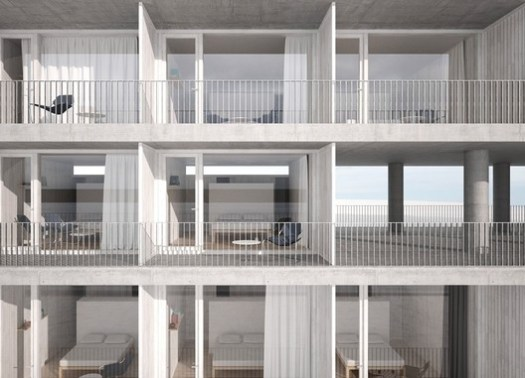 The Turner Rooms. Image Courtesy of David Chipperfield Architects