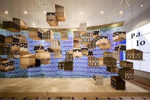 Palopò. Image Courtesy of London Design Biennale