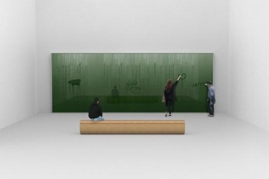 Matter to Matter. Image Courtesy of London Design Biennale