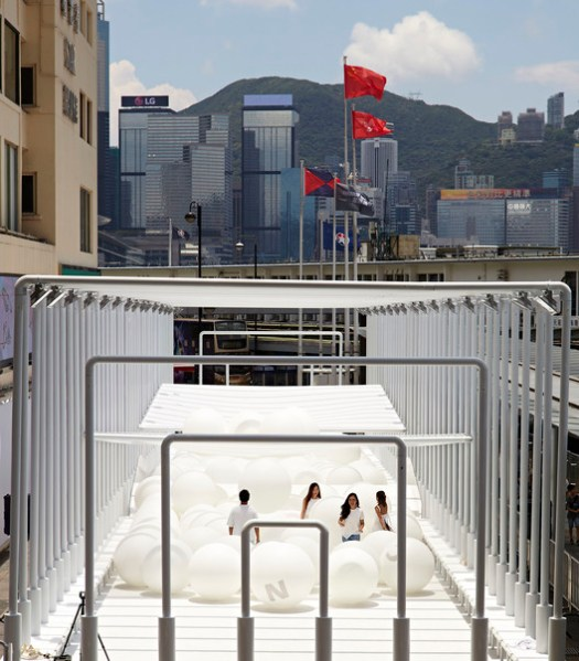BOUNCE. Image Courtesy of Snarkitecture
