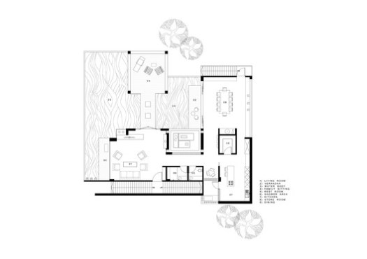 Higher Ground Floor Plan