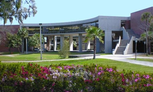 University of Florida School of Architecture. Image Courtesy of University of Florida