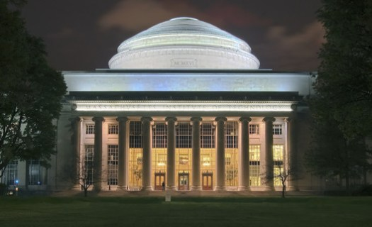 MIT. Image Courtesy of Massachusetts Institute of Technology