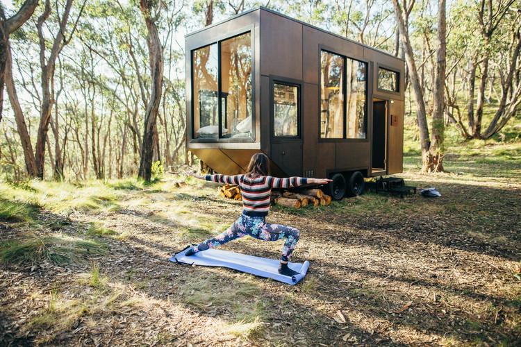 An Australian Tiny Home Cabn Archdaily