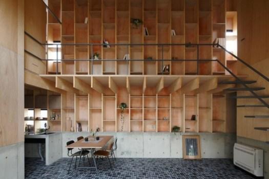 Eaves House / mA-style architects. Image © Kai Nakamura