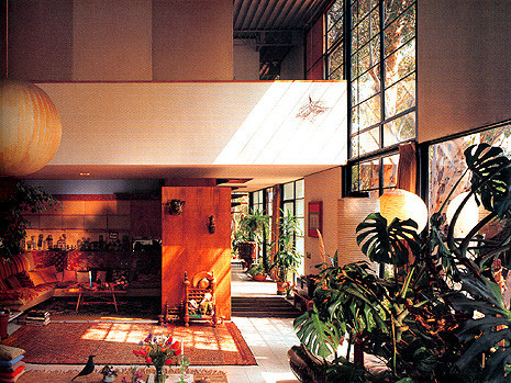 Eames House. Image © architectenwerk.nl