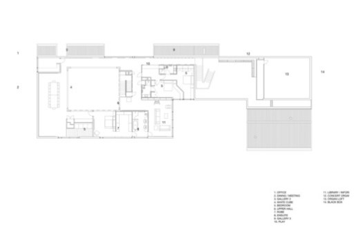 Lyon Housemuseum Plan