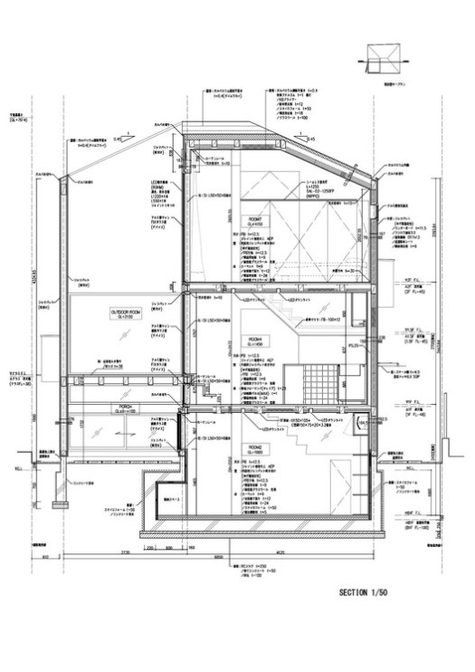 via Teppei Fujiwara Architects Labo