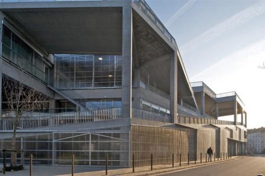 Nantes School of Architecture / Lacaton & Vassal . Image © Philippe Ruault