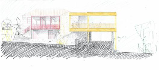 Esquisso. Image Cortesia de Correia/Ragazzi Arquitectos