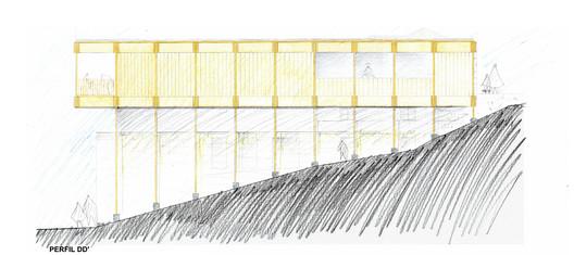 Esquissos. Image Cortesia de Correia/Ragazzi Arquitectos
