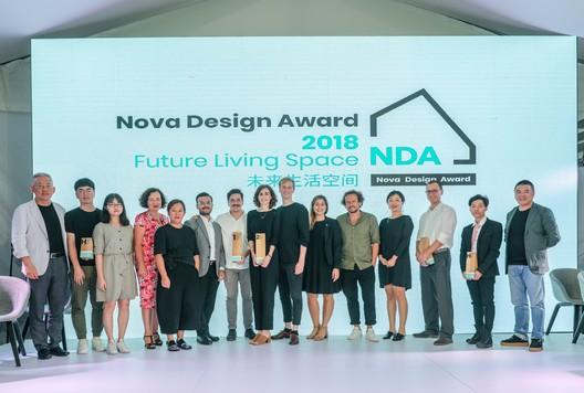 Future Living Space Award Winners. Image Courtesy of NOVA