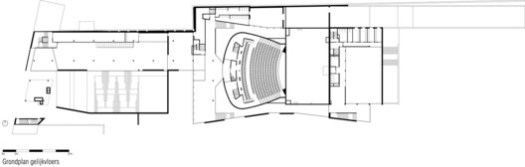 via ebtca architecten & Archiles architecten