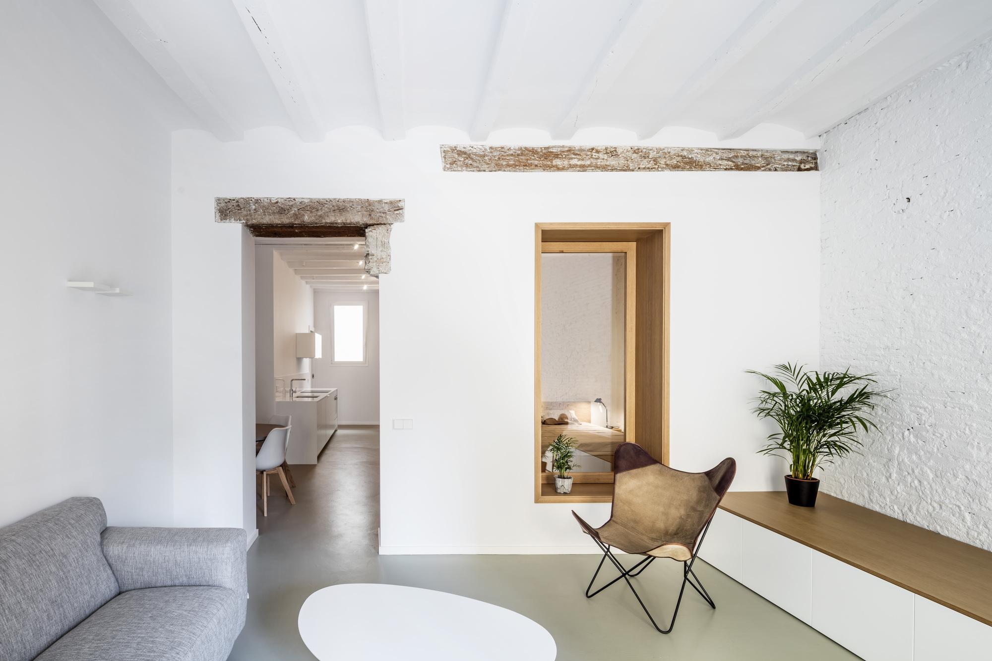 Ts01 Interior Refurbishment Alventosa Morell Arquitectes